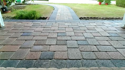 paver patio cost estimator sidewalk paver designs brick