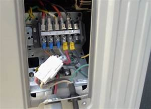 Mini Split Wiring Diagram