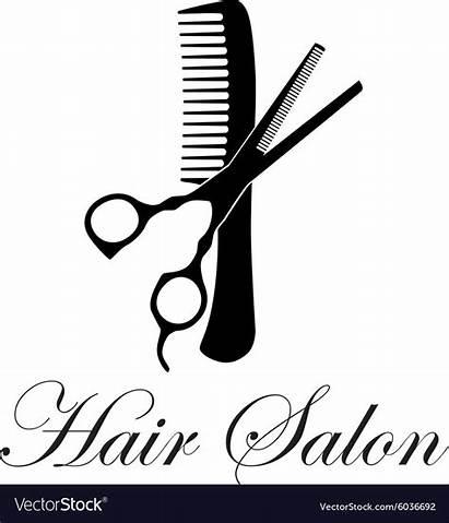 Salon Hair Vector Royalty Stylist Vectors Vectorstock