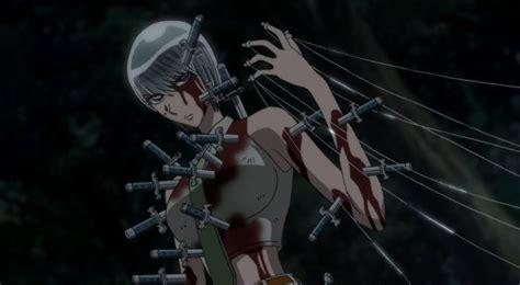 karakuri circus  anime evo