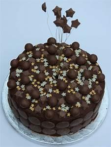 Chocolate Birthday Cake for Kids and Chocolate Lovers ...