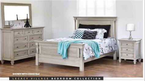 legacy village bedroom set amish traditions wv