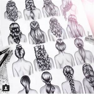 Hairstyles | DrAwInGs! | Pinterest | Hairstyles