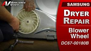 Samsung Dv422ewhdwr Dryer  U2013 Rattling Noise  U2013 Blower Wheel