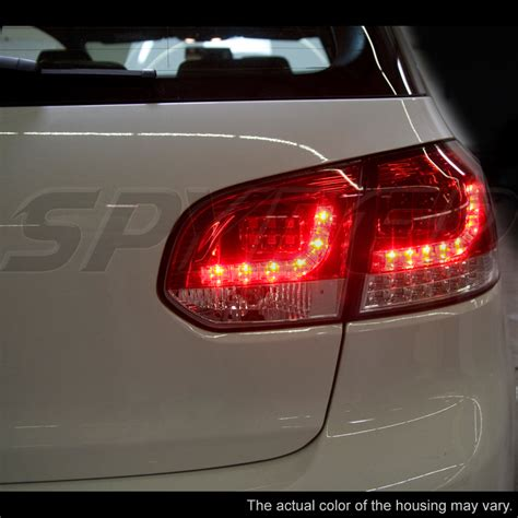 mk6 gti lights 10 13 volkswagen golf gti mk6 style led lights