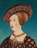 Portrait of Anne of Bohemia and Hungary (1503-1547), Queen ...