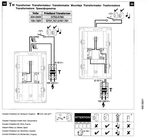 Friedland Doorbell Wiring Diagram by Installing A Nest Hello Gadgets