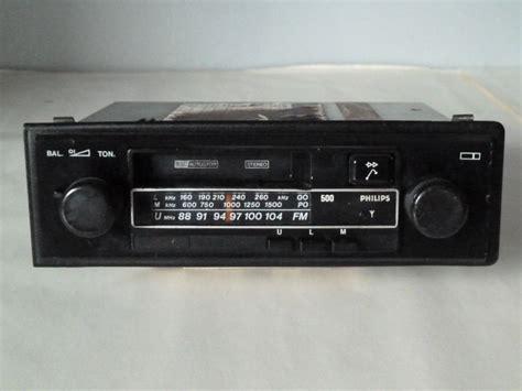 Stereo Car Radio Cassette