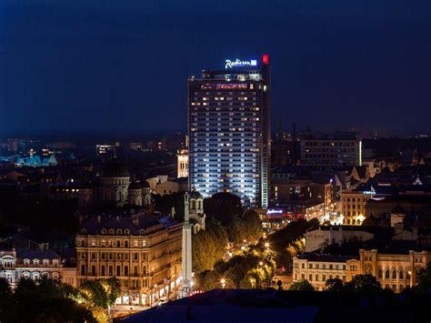 Radisson Blu Latvija, Riga - GoKurban