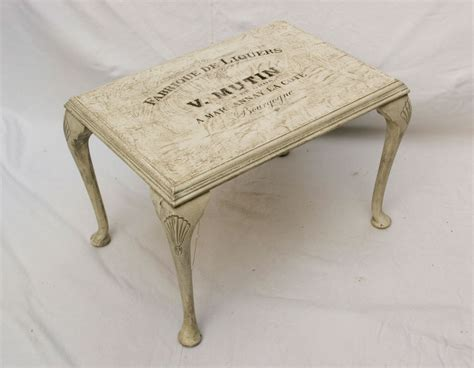 shabby chic tables vintage shabby chic coffee table 01 02 touch the wood