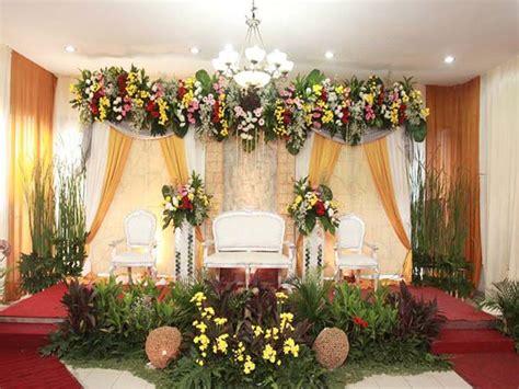 Tips Dekorasi Pernikahan Minimalis Modern & Klasik Jual