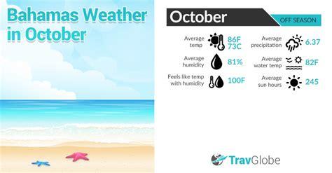 times  visit  bahamas  seasonal weather guide