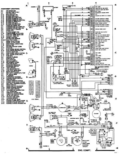 chevy truck wiring diagram   wiring diagram
