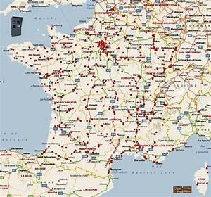 Liste Des Radars : la carte des radars partout en france ~ Medecine-chirurgie-esthetiques.com Avis de Voitures