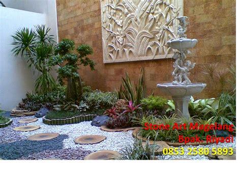 aplikasi batu alam  dinding rumah batu alam relief