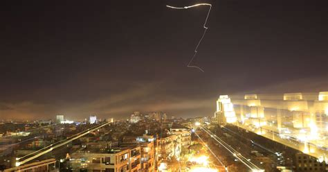 strike  assad chemical attack destruction