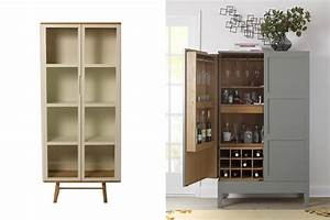 Modern Scandinavian Style Bar Cabinets