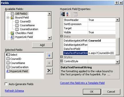 Displaying Master Detail Data Separate Pages Asp
