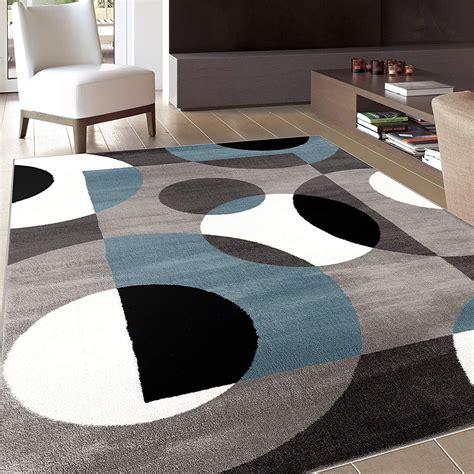 modern area rug area rug modern carpet circles designer rug living room
