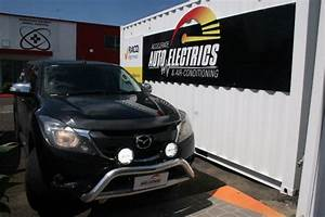Spotlight Installation On Mazda Bt