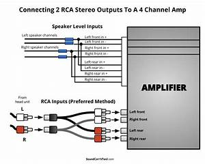 Diagram  The Best 4 Channel Amps For Sound Quality Wiring Diagram Full Version Hd Quality