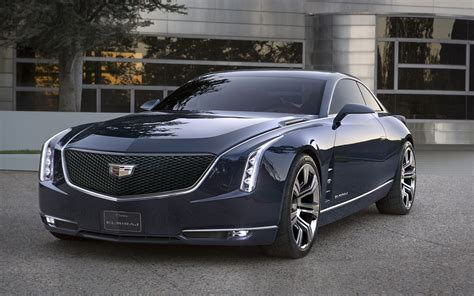 Cadillac Elmiraj Concept 2013 Widescreen Exotic Car