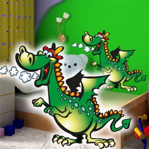 Wandtattoo Kinderzimmer Drache by Wa351 Wandtattoo Drache Kinderzimmer Wandaufkleber