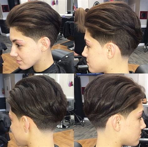cool short comb  hairstyle  women hairstyles weekly