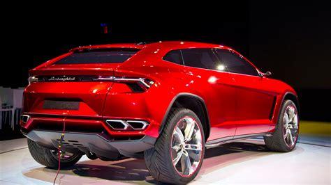 Lamborghini Will Produce A Suv That Will Never Go Off Road