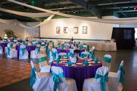 peacock purple turquoise wedding decor turquoise wedding