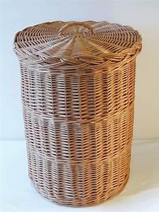 Round, Linen, Basket