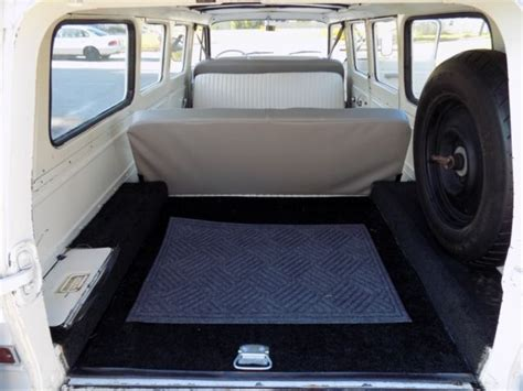 1961 Corvair Greenbrier Van For Sale In North Charleston