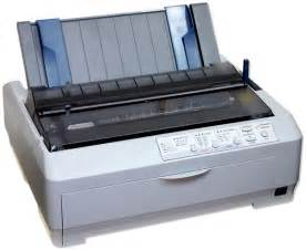 Computer Dot Matrix Printer