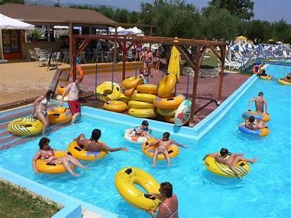 Water Waterpark Park Zante Zakynthos Greece Teenage
