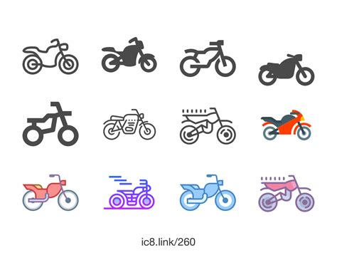 motorcycle icon    icons