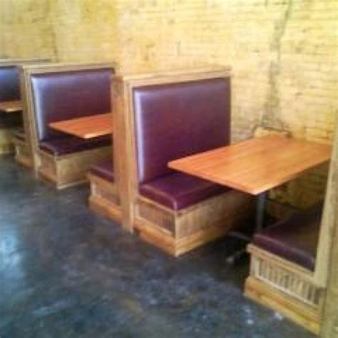 Restaurant booths!!   Sitting booth   Pinterest
