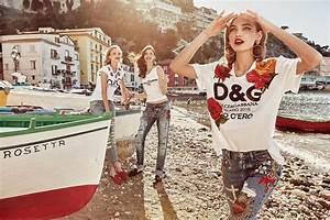 DOLCE & GABBANA SUMMER 2017 AD CAMPAIGN