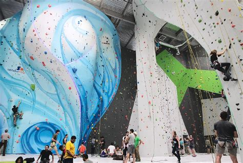The 8 Best Rock Climbing Gyms In The Us  Gear Patrol