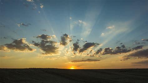 photo cloud sun sunset clouds horizon landscape max