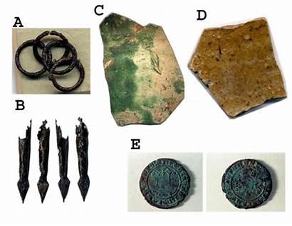 Soto Hernando Artifacts Apalachee 16th Century 1539