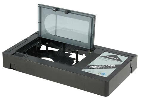 cassette vhs hq vhs c cassette adaptor camcorder converter