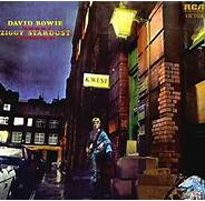 The Ziggy Stardust Companion - Album cover  large image   Ziggy Stardust And The Spiders From Mars Album Cover