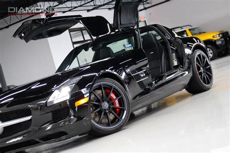 Driven 23k dealer maintained miles, this flawless. 2012 Mercedes-Benz SLS AMG Gullwing Coupe Stock # 006389 for sale near Lisle, IL | IL Mercedes ...