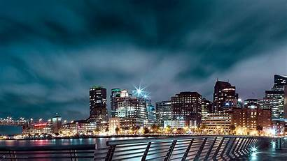 San Francisco Nightscape Wallpapers 1440 2560 1600