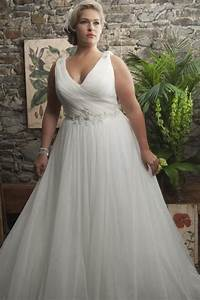 wedding dress options for the curvy bride paperblog With wedding dresses for curvy brides