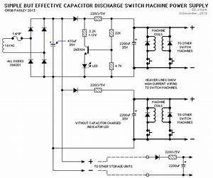 Capacitor Discharge Power Supplies