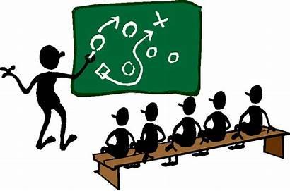 Plan Clipart Teacher Coach Identified Estrategia