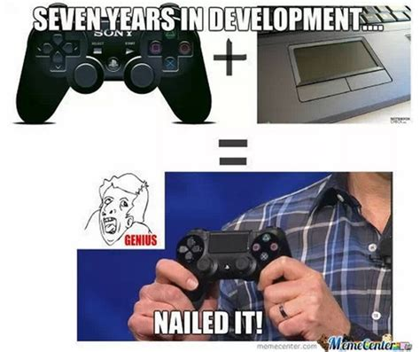 Playstation Meme - next gen console memes