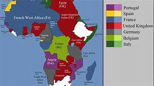 European colonization of Africa : Every Year - YouTube