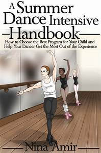 Summer Intensive Handbook - My Son Can Dance